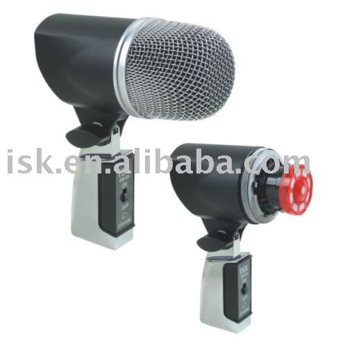 broadcast dynamic microphone