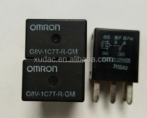 G8V-1C7T-R-GM 12VDC Relay new in stock