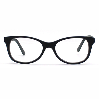 High quality acetate frame glasses fiber brand spot optical frame