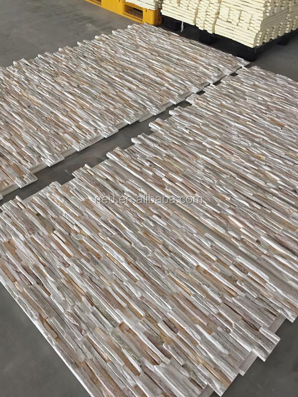 Polyurethane Faux Stone Wall Panel,Imitation Noodle Stone,Pu Faux ...