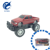 2016 Alibaba New arraive rc car model 1:18 off road car with big wheel for sales