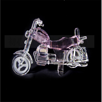 Wholesale Exquisite Cheap Crystal Motorcycle Wedding Gifts Buy