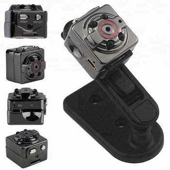 Скрытая беспроводная мини видеокамера ручка
