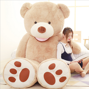 Bestdan custom plush stuffed large giant teddy bear wholesale