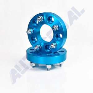Forged Billet Aluminum Wheel Spacer 5X120.56 30MM CB74.1 No Hub lip Wheel Adapter for Chevrolet