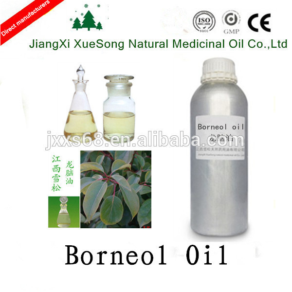100% Natural borneol powder from GMP Certified Manufacturer