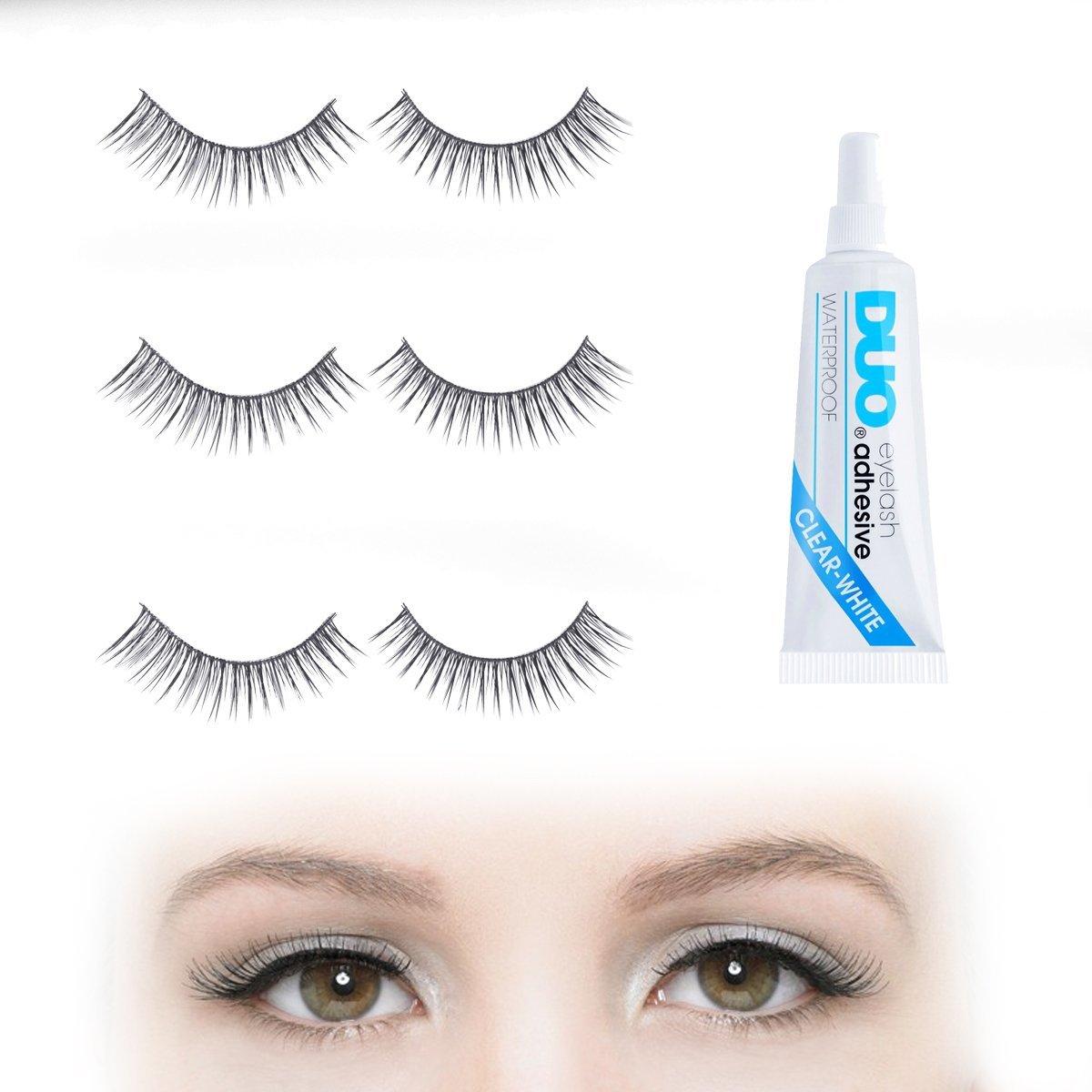 Cheap Medium Length False Eyelashes Find Medium Length False