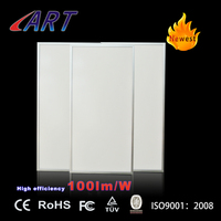 Big light 60*120 60w modern flat panel led lighting Ultra thin panel