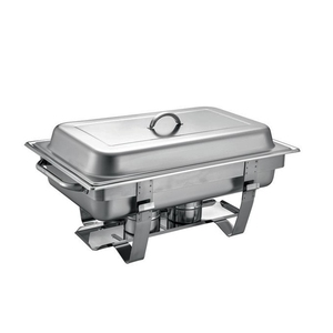 wholesale price stainless steel buffet guangzhou food warmer non used chafing dish for sale