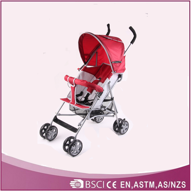 China cheap baby stroller ningbo manufacturer/ 2015 high quality baby pram cot with EN71 certificate