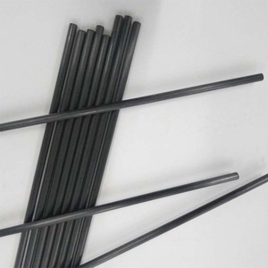 Light Weight Carbon Round Rod Tubes For Umbrella Frame,Kites