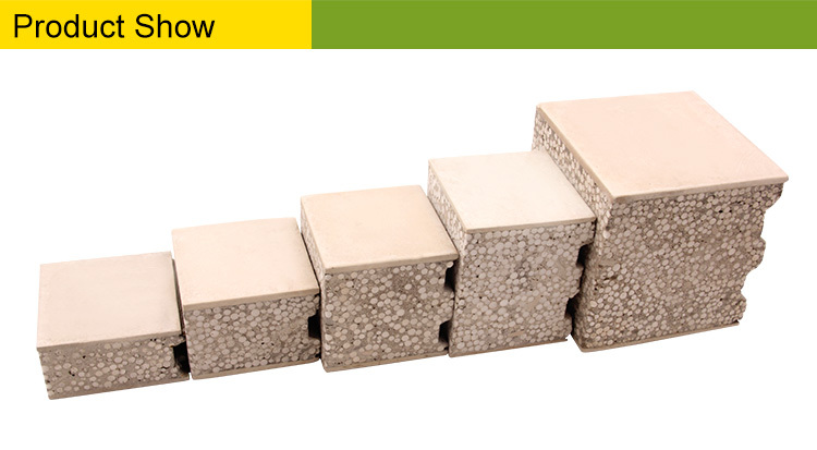 Lightweight Eps Sandwich Panel : Lightweight eps sandwich insulated structural concrete