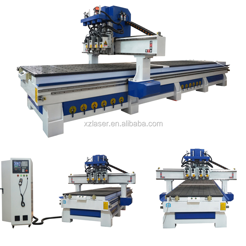 China Professional manufacture 1300*2500*200mm router <strong>cnc</strong>