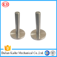 candy vending machine parts custom part lathe tool post Turning Aluminum Chemical Machining