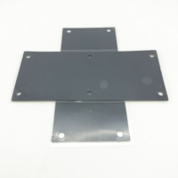 thermal silicon rubber insulation pad .5mm led ic gpu price for laptop heat sink