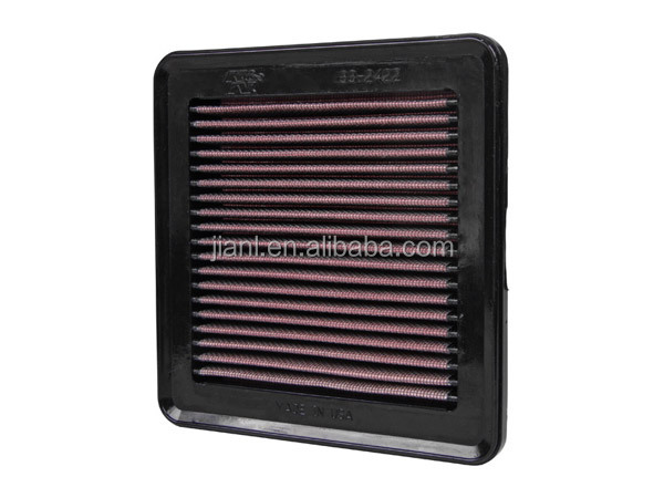 JIANLONG RACING UNIVERSAL AUTO AIR FILTER /PANEL AIR FILTER