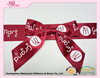 Popular fancy design hand-made single face gift wrap satin ribbon bow for gift packing