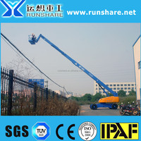 China factory best price 40m working platform machine