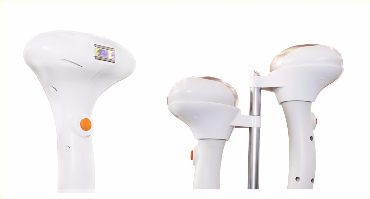 Permanent elight hair removal machine rf ipl e light machine