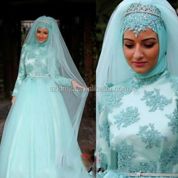 Islamic Hijab Wedding Dresses – Fashion dresses