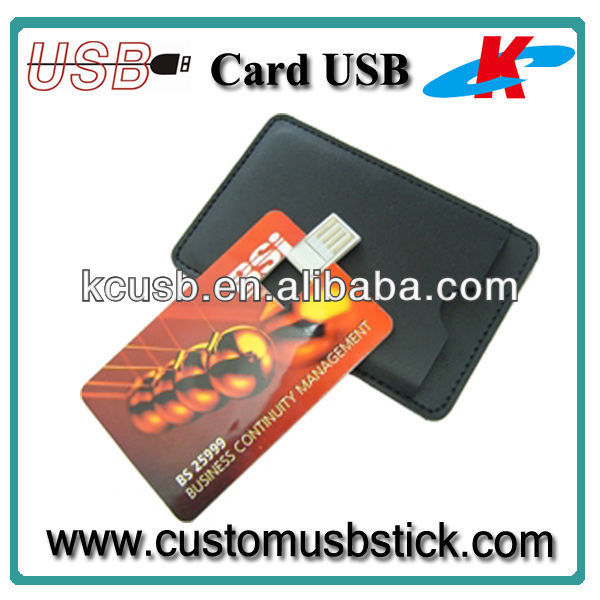 hot sale credit card usb storage device 512mb