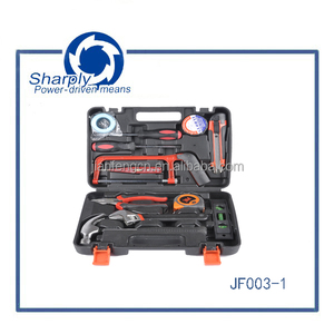 Hot selling tape screwdriver hammer set(JF003-1),with good qualtiy bmc box packing