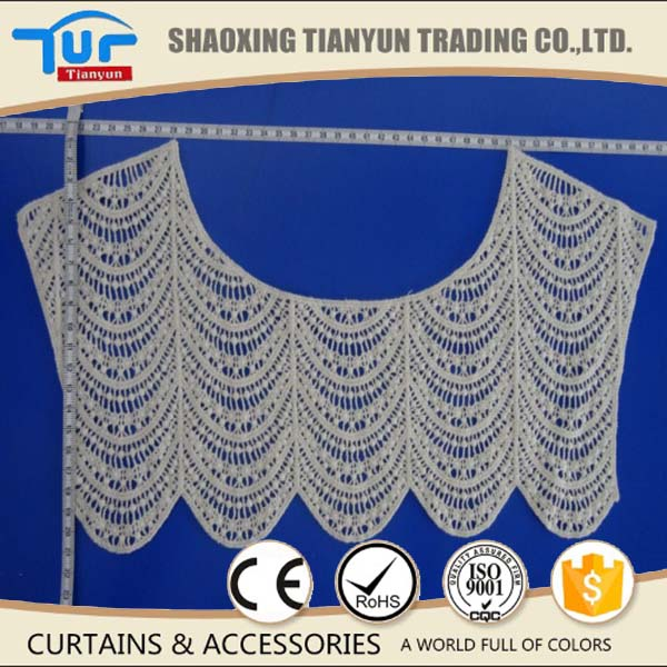 varieties of ladies white neck design lace for churidar