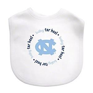 North Carolina Tar Heels Baby Bib