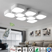 High quality modern high brightness indoor lighting led ceiling lamp with 2years warranty
