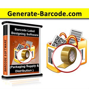 Packaging, Supply & Distribution Industry Barcode Label Software