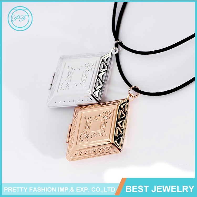 Europe and The United States Popular Copper Plating Pendant Necklace For Girls