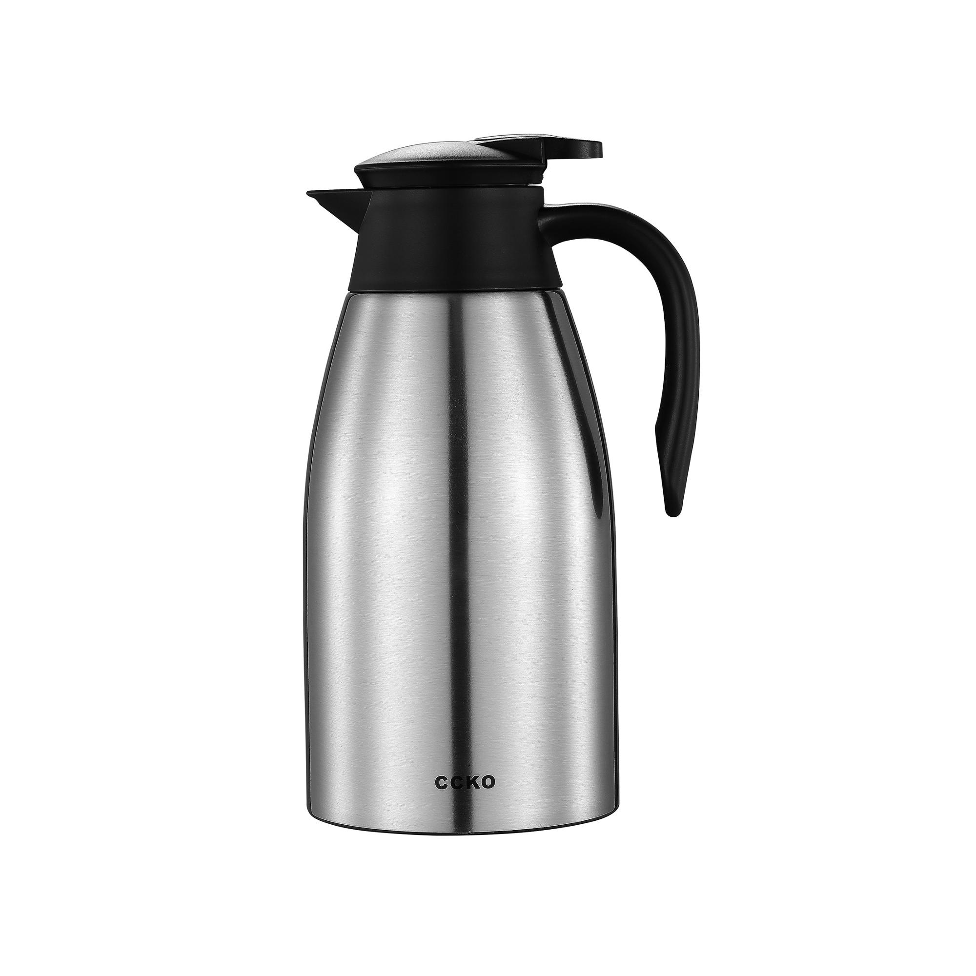 Good quality stainless steel thermos vacuum flask jug