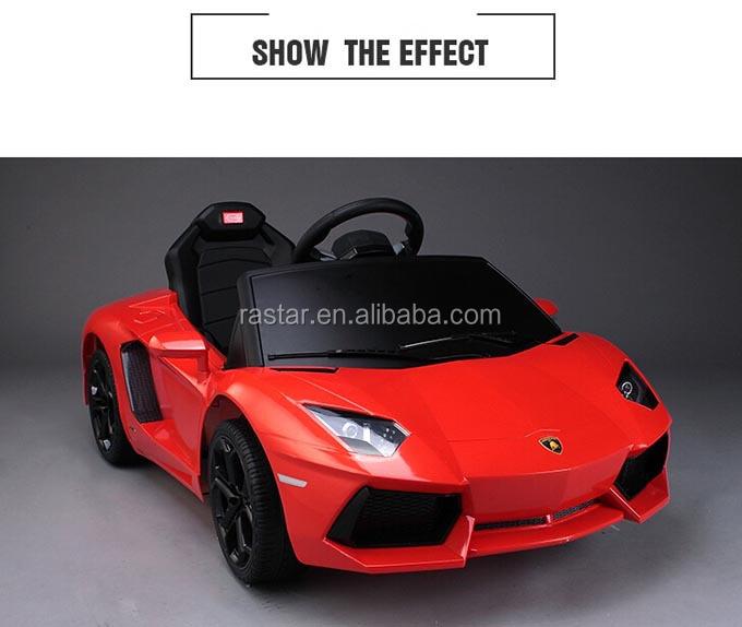 I Am A Rider Lamborghini Mp3 Download: License Lamborghini Aventador Ride On Car