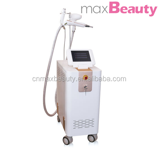3 in 1 SHR IPL laser hair removal machine for beauty machine