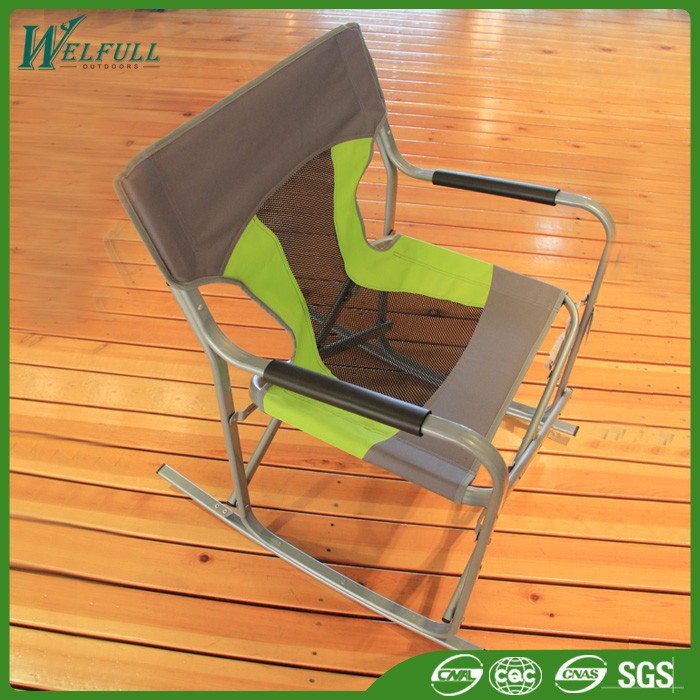 Garden Furniture Folding Outdoor Antique Rocking Chair For Sale