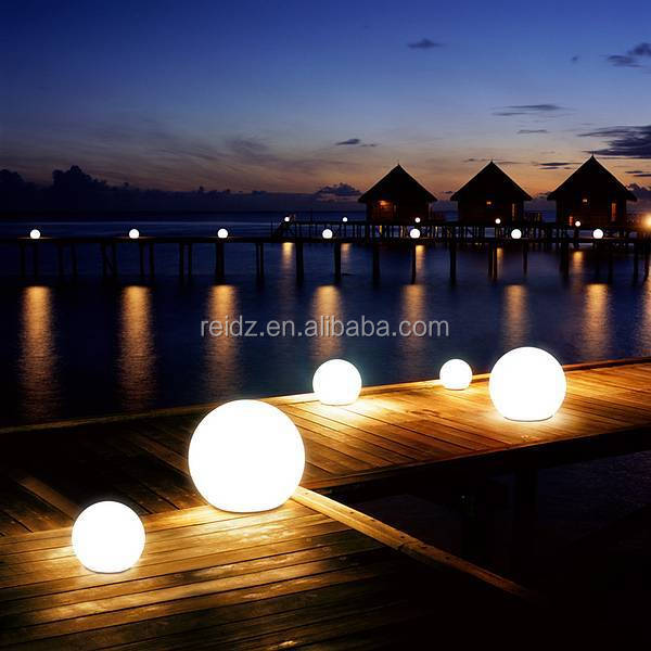 Led Outdoor Lighting Round Ball Christmas Lights For Garden ...