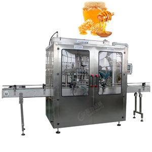 Gold supplier auto filling packing machine,honey filling machine