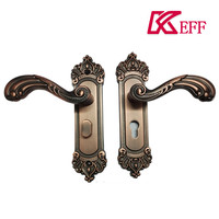 Manufactures Custom Cheap Flat Handle zinc alloy safes and locks for office