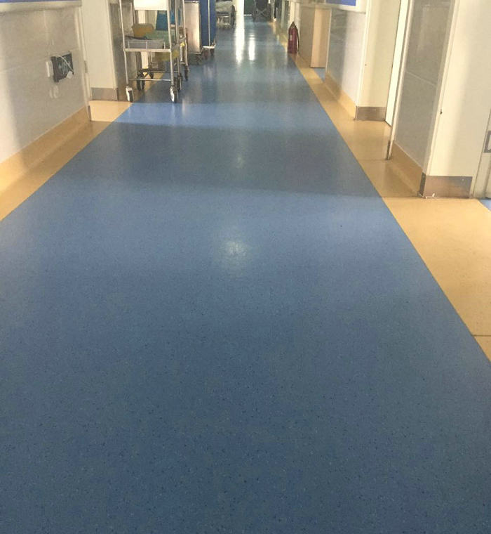Pvc Vinyl Flooring Hospital Grade Suppliers And Manufacturers At Alibaba