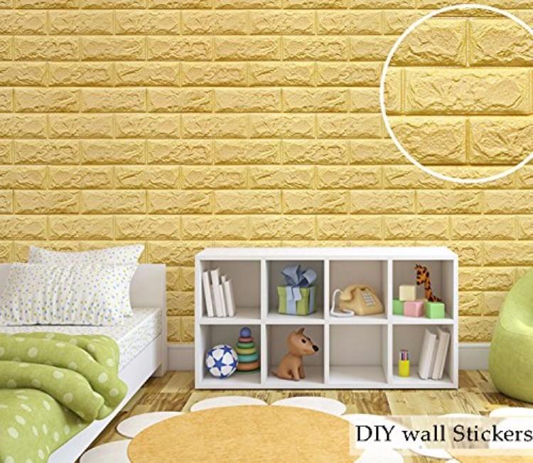 Iente Pe Foam Wall Stickers Factory 3d Wall Panel Home