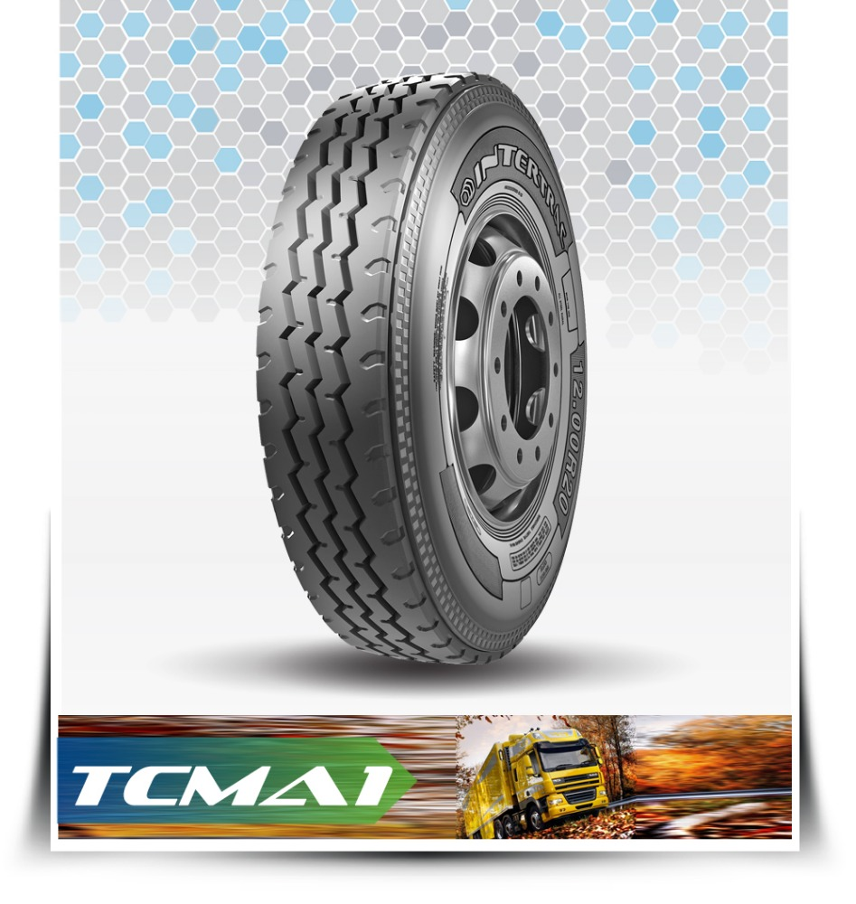 Intertrac budget truck tire 9R22.5 10R22.5 11R22.5 11R24.5 12R22.5 13R22.5 TBR tubeless tyre for truck
