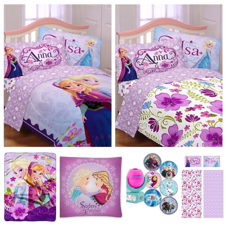 Buy Disney Frozen Celebrate Love Complete 6 Piece Twin Bed In A Bag