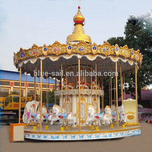 Kids Carrousel Draaimolen Te Koop Merry Go Round Carousel for Sale