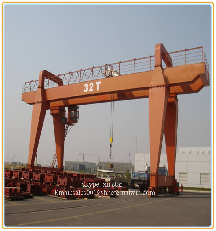 Jib Cranes Suppliers : China supplier gantry crane ton with rail buy
