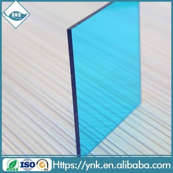 High Impact Resistance PC Polycarbonate Sheets Sound Barrier Singapore