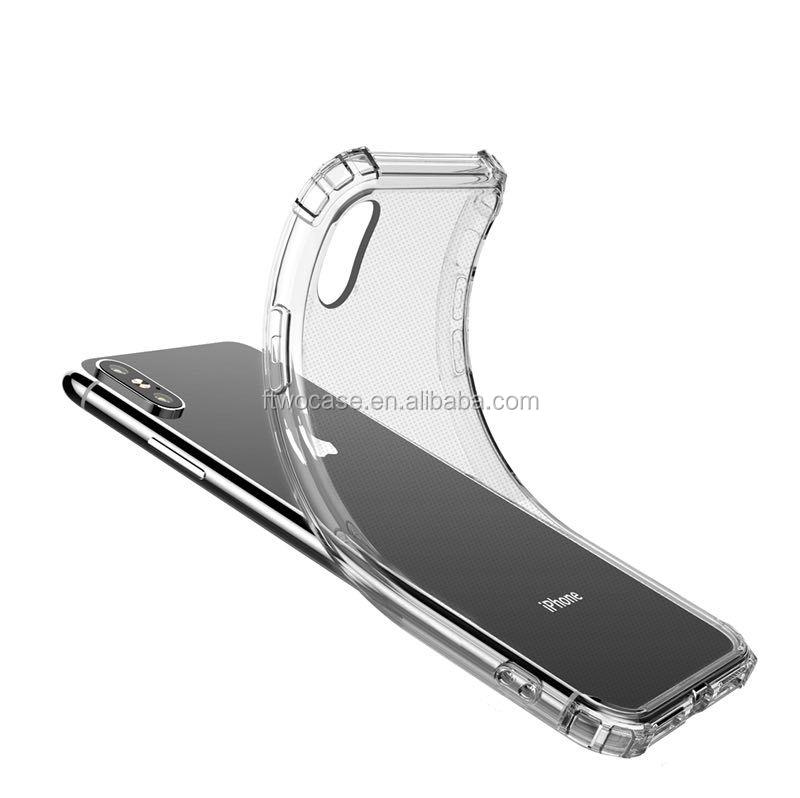 Militer Drop Tahan Guncangan Bumper Case Pelindung untuk Huawei P Smart 2019