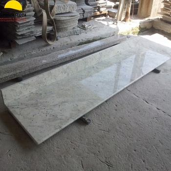 Concrete Solid Color Granite Countertop