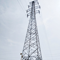 500kv Power transmission Tower transmission line tower