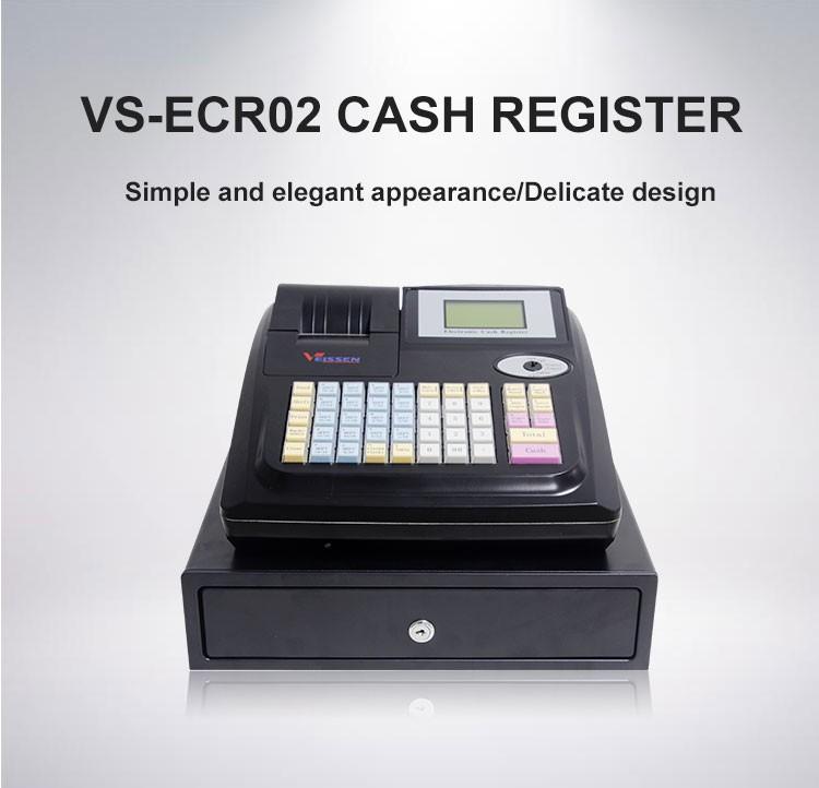 Guangzhou Ecr Pos Cashier Register Machine For Pos System - Buy Cashier  Machine,Register,Pos Product on Alibaba com