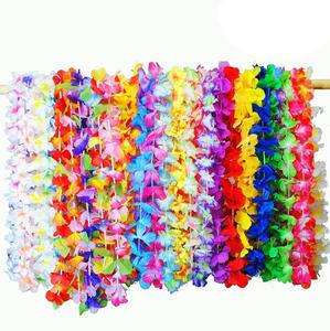 Factory Direct Wholesale Hawaii Party Decoration Hawaii Flower Lei